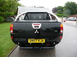 mitsubishi l200 2007 2007 mitsubishi l200 di d double cab diamond automatic west