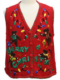 Ugly Christmas Sweater With Lights Christmas Sweater Lights Cashmere Sweater England