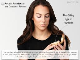Best Kind Of Foundation Powder Foundation Application U2014 Artis Makeup Brushes