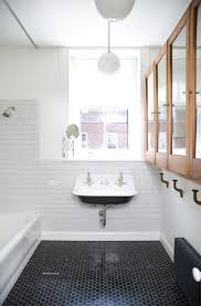 Hexagon Tile Bathroom Floor by 371 Best Bathroom Design Images On Pinterest Bathroom Ideas
