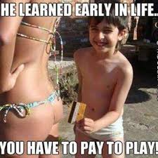 Dirty Adult Memes - he learned early in life adult meme