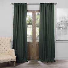 Black Out Curtain Fabric Exclusive Fabrics U0026 Furnishings Semi Opaque Dark Mallard Green
