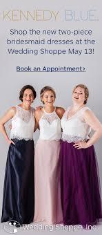 bridesmaid dress shops dresses bridesmaid dress boutiques the wedding shoppe st paul