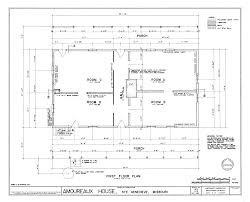 house floor plans online description drawing the first floor plan amoureaux house ste free