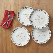 better homes and gardens 12 days of dinner plate 4 pack
