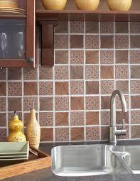 peel and stick kitchen backsplash amazing peel and stick kitchen backsplash desjar interior do