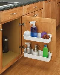 kitchen sink cabinet storage ideas 15 best sink organizers for bathrooms and kitchens