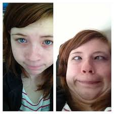 Ugly Girl Meme - 25 hilarious exles of pretty girls ugly faces smosh