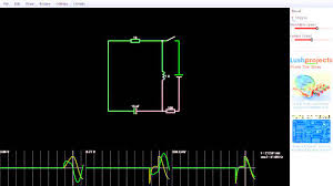 browser circuit simulator at lushprojects com youtube