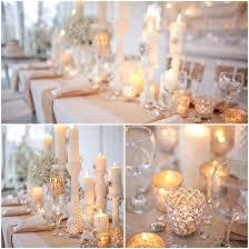 wedding candle centerpieces
