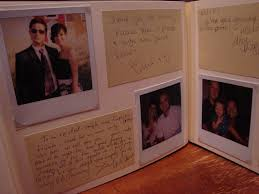 polaroid guest book album our wedding this girl that