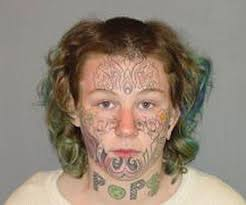 30 terrible face tattoos that guarantee a life of unemployment