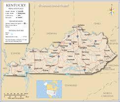 Virginia Maps And Data Myonlinemaps Com Va Maps by Kentucky State Map Kentucky Map Detailed Political Map Of