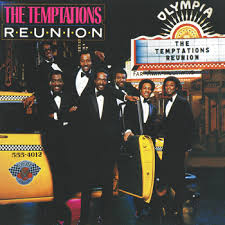 temptations christmas album reunion the temptations album