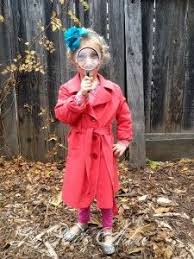 Fancy Nancy Halloween Costume Fancy Nancy Clancy Spy Glass Lepetitearbre Diy Costumes