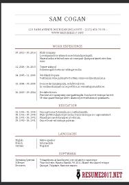 basic resume templates 2013 basic resume template 2017 learnhowtoloseweight net