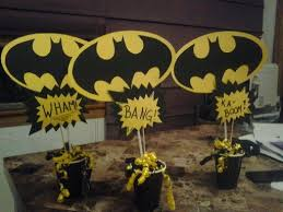 batman centerpieces lego treats for birthday party