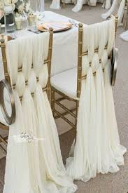 chair sash braided blush pink chiffon chair sash arcadia designs