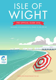 the isle of wight official guide 2016 by isle of wight chamber of