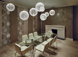 inspiring unique hanging lights with multiple ball pendant lamp
