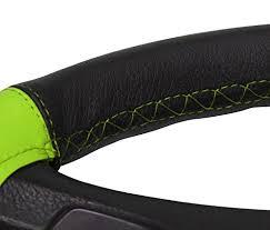 rivestimento volante in pelle aerzetix rivestimento volante copertura volante volante