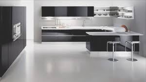 Picture Of Black And White Kitchen Design by Kitchen Cool Black And White Kitchen Designs Decoration Ideas