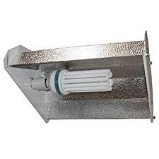 virtual sun grow light reviews virtual sun 129798 125w cfl fluorescent bulb grow light hood