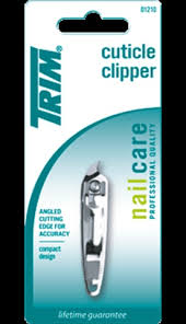 upc 071603012103 trim nail care cuticle clipper pack of 6