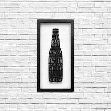 stratton home decor types of beer shadowbox wall art decorative