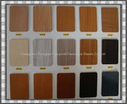 Wood Grain Laminate Cabinets Hpl Compact Board China Mainland Decorative High Pressure
