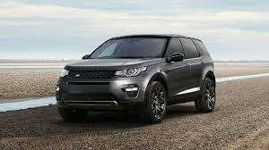 2017 land rover discovery sport hse black hd car wallpapers free