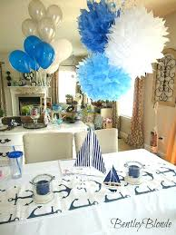 nautical baby shower decorations nautical baby shower ideas best showers on theme boy baby