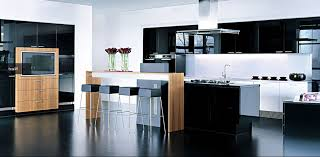 simple modern kitchens contemporary kitchen design with wooden laminating flooring also