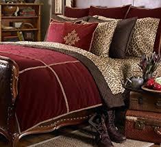 amazon com ralph lauren venetian court burgundy velvet jacquard