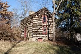 regester log house wikipedia