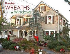Wreaths For Windows Gallery For Portico Portico Wreaths