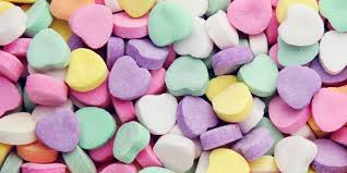 heart candies candy hearts greyscalegorilla