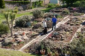 Washington State Botanical Gardens Yakima Hillside Desert Botanical Garden Cactus Eastern