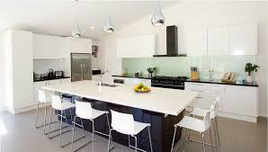 kitchen unit ideas kitchen beautiful modern kitchen with large dinning table in