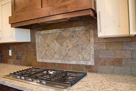 faux brick tile backsplash kitchen cabinet hardware room brick
