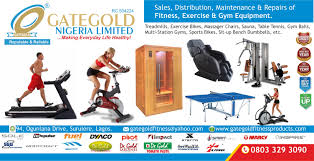 gategold nigeria ltd sales of fitness sports gym equipment