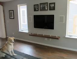White Wooden Shelves by Wall Shelves Design Best Wall Shelf For Tv Components Wall