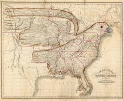 Map Of The Western United States by Map Of The Day Encyclopedia Virginia The Blog