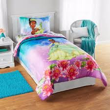 new kids girls disney princess tiana bedding bed in a bag