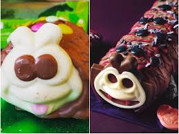 colin the caterpillar gets halloween makeover business insider