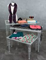 display tables for boutique boutique store fixtures displays2go