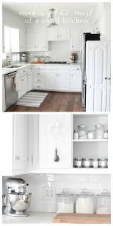 Organizing Kitchen Cabinets 111 Best Small Kitchen Design Images On Pinterest Small Kitchen