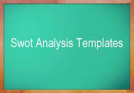 three creative swot analysis template example ppt ideas