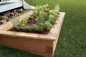 Advantage Of Raised Garden Beds - the basics of building raised bed planters apartment therapy