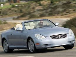 lexus convertible sc430 lexus sc430 pebble beach edition 2004 pictures information